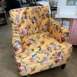 Botanical Accent Chair