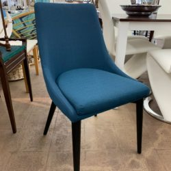 Azure Fabric Chair